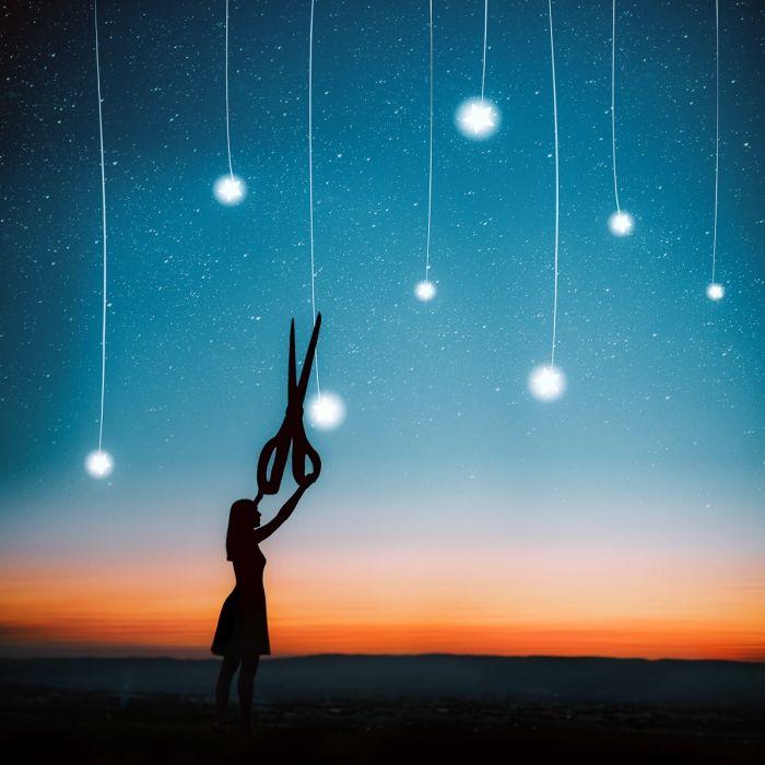 Les étoiles tombantes