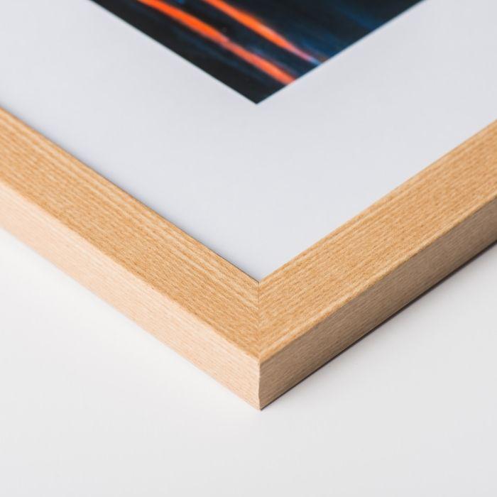 Les cadres différentes finition Papapaper