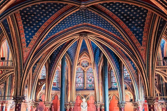 Chapelle basse