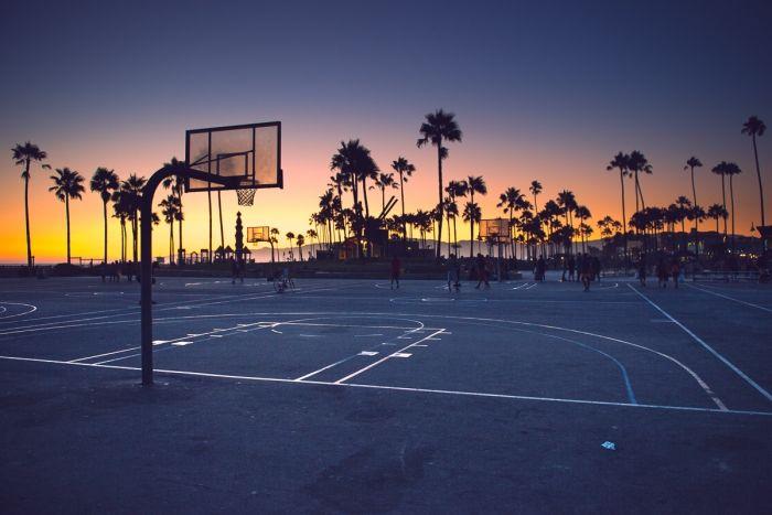 Playground in LA