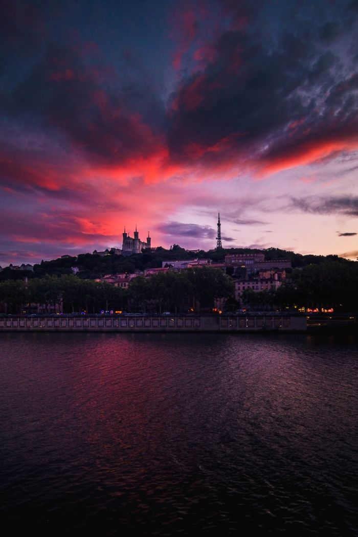 Lyon Sunset
