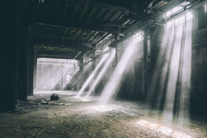 Lumière du passé