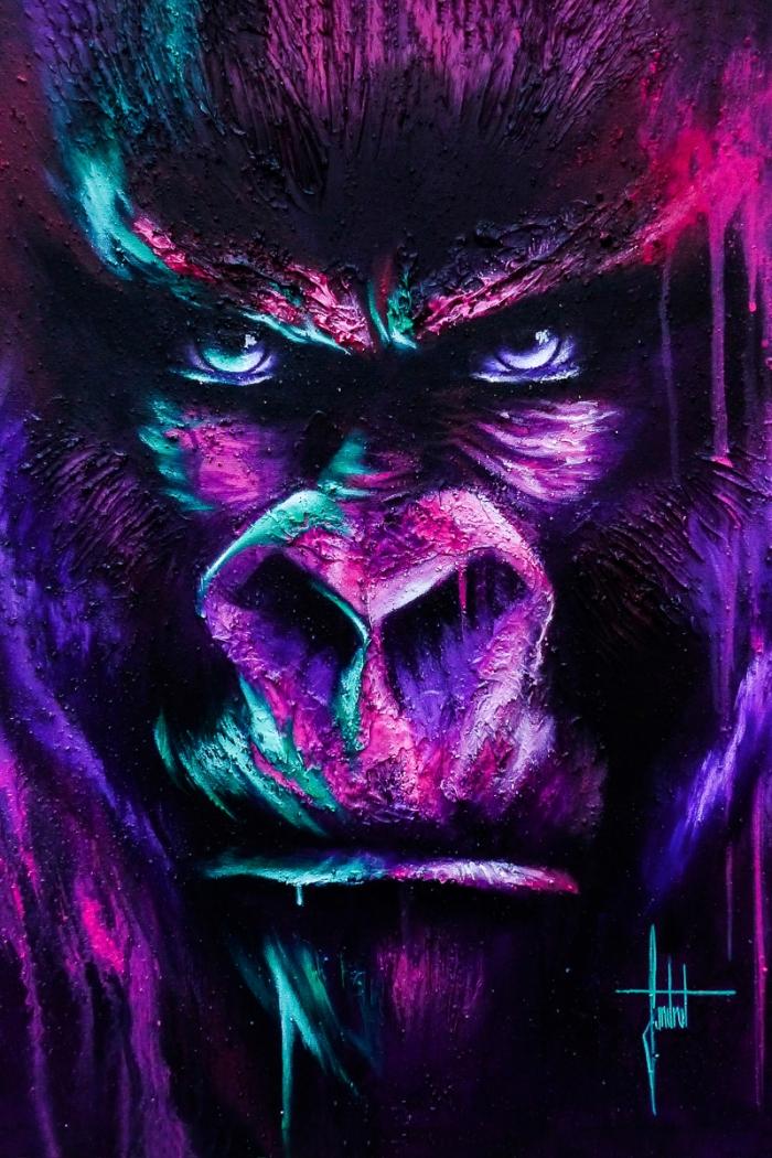 G21 - Le Gorille