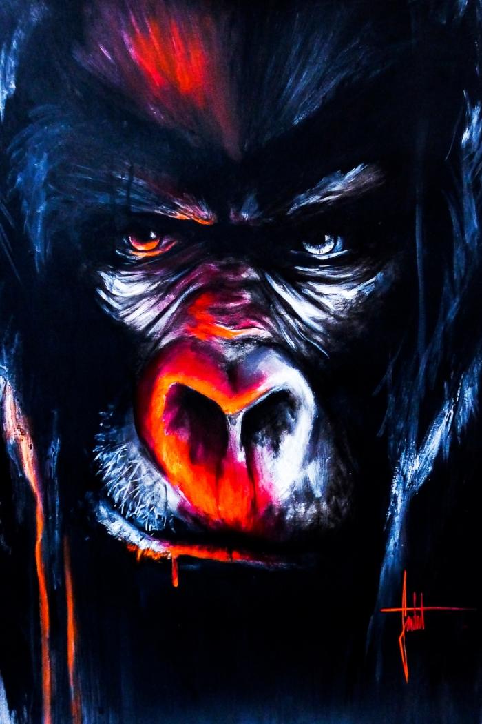 G22 - Le Gorille