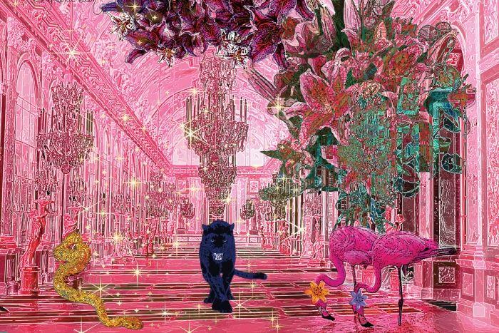 Versailles jungle