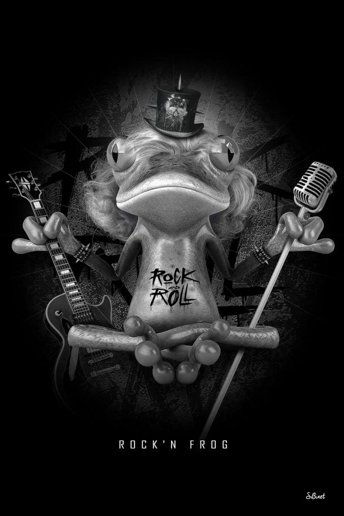 Rock N Frog