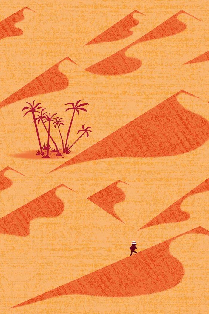SEUL dans le Sahara