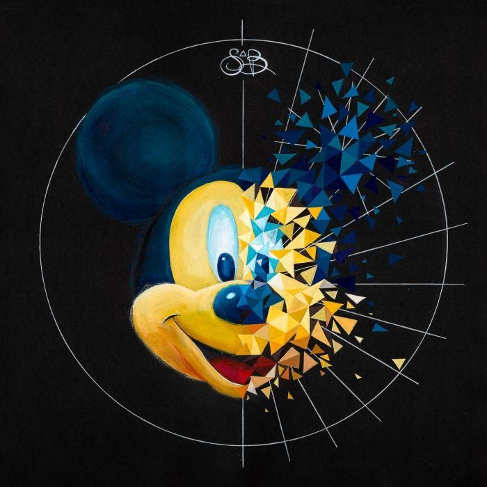 Black Mickey Original