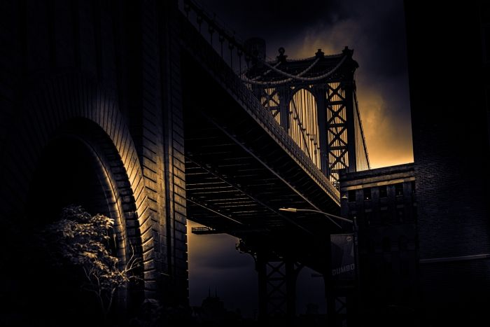 Brooklyn Bridge - Golden Age