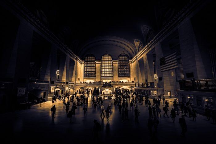 Central Station - Golden Age