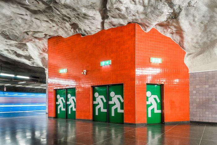 Métro de Stockholm 02