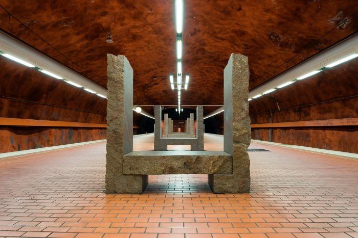 Métro de Stockholm 14