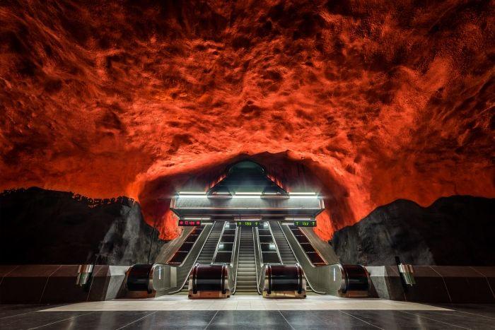 Métro de Stockholm 16