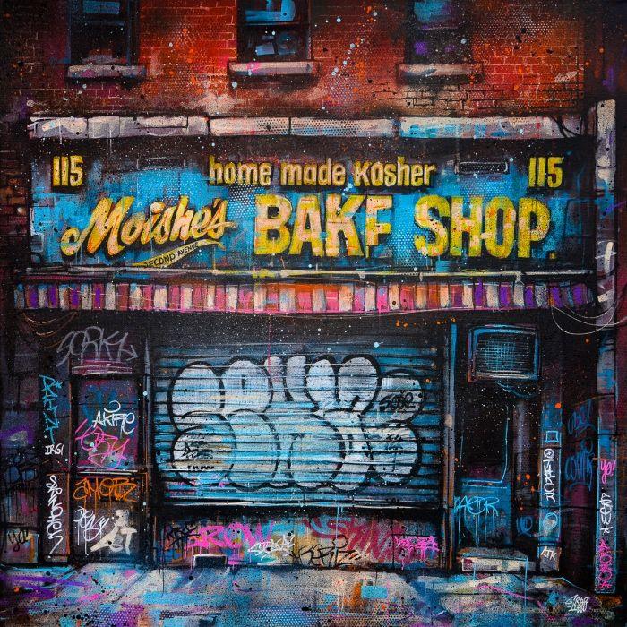 Moishes bake shop