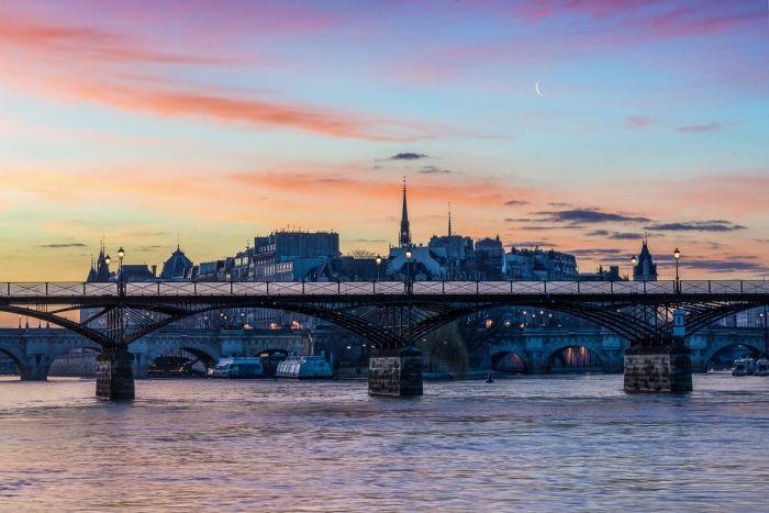 Matin sur la Seine