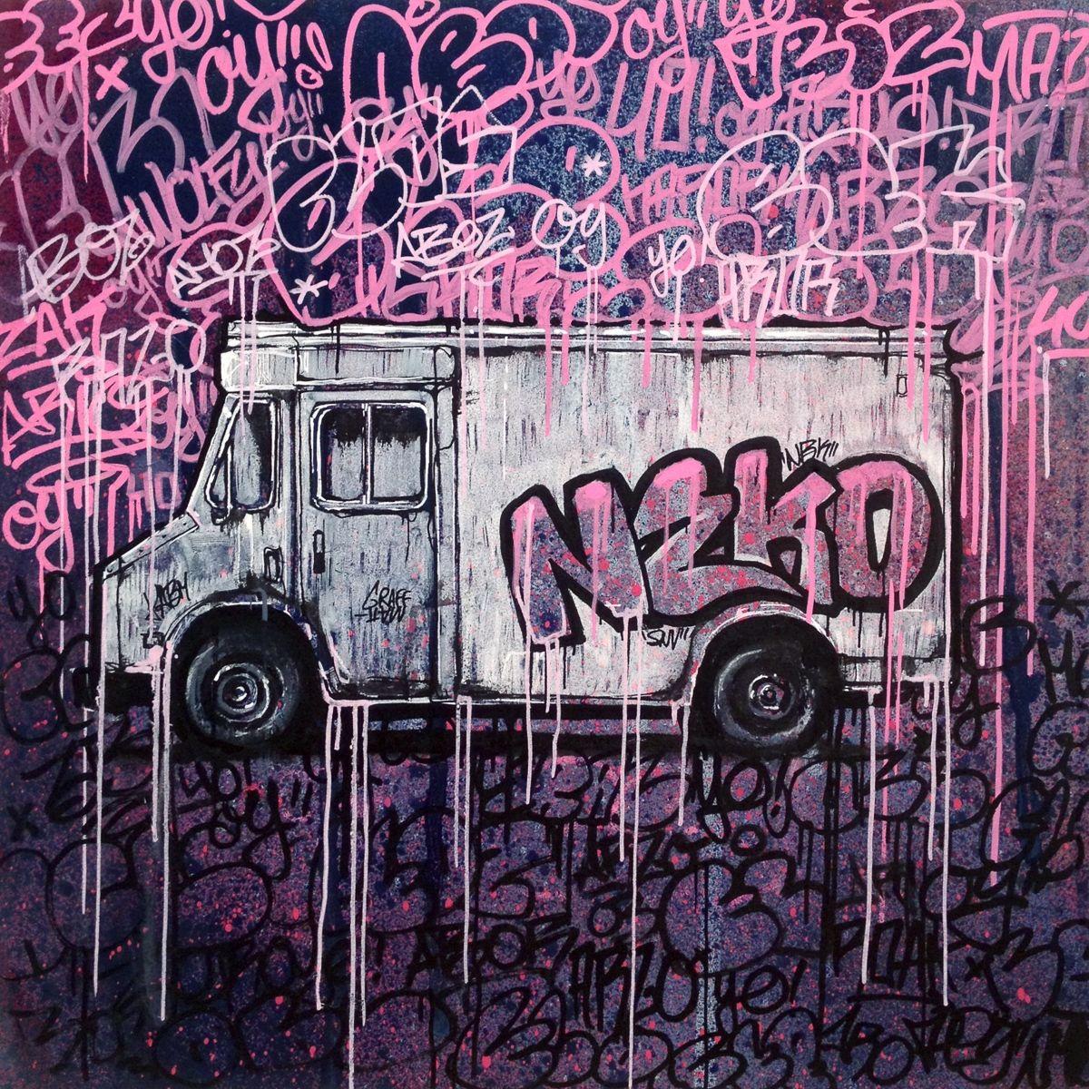 graffiti juice
